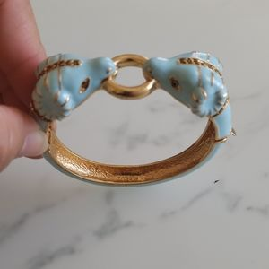 J. Crew Factory Jewelry - J Crew Ram bangle bracelet